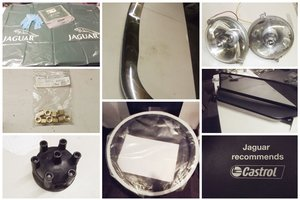 0000 JAGUAR MEMORABILIA FOR SALE