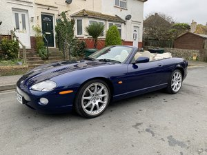 JAGUAR KR CONVERTIBLE 4.2 V8