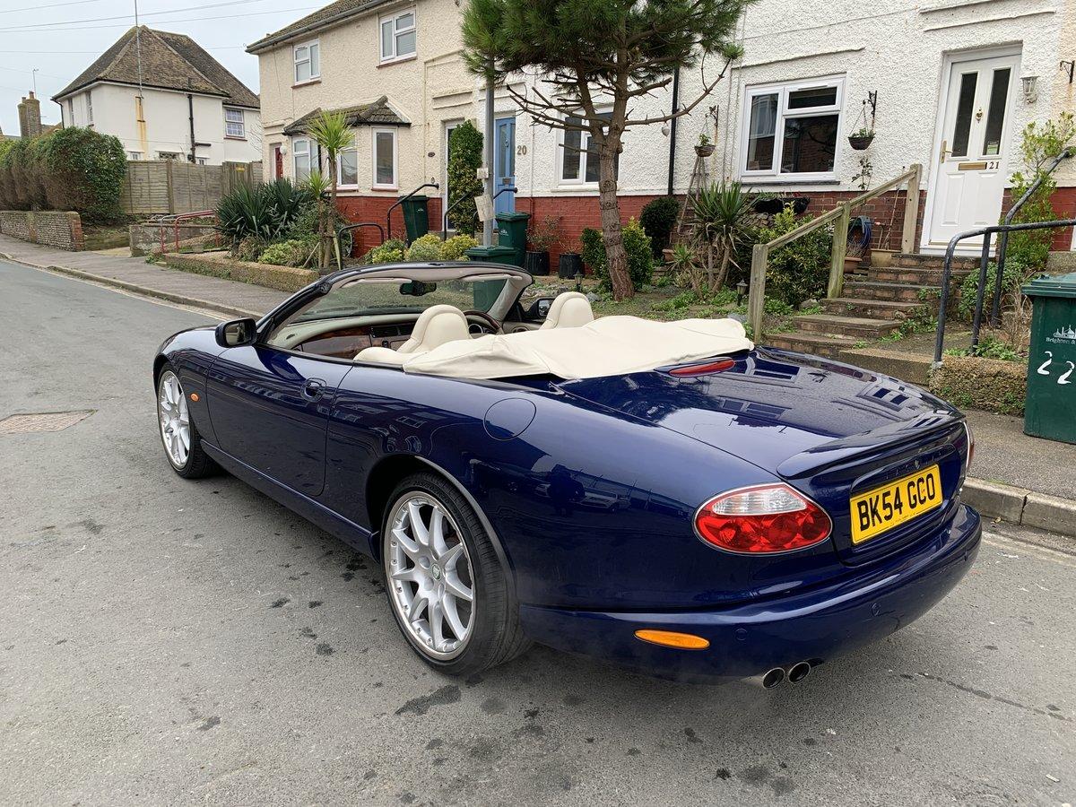 2004 JAGUAR KR CONVERTIBLE 4.2 V8 For Sale (picture 2 of 6)
