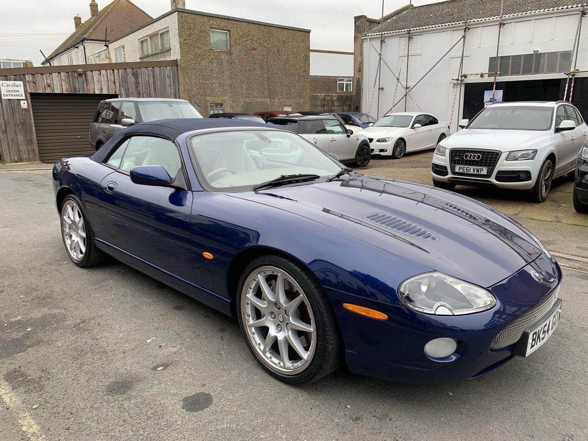 2004 JAGUAR KR CONVERTIBLE 4.2 V8 For Sale (picture 4 of 6)