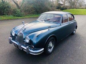 1967 jaguar mk2 low mileage great car