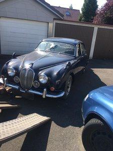 Please read text below Jaguar LHD 3.4 340 Saloon