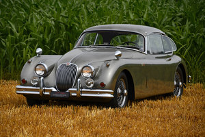 1958 Swiss delivery, Matching-Numbers, Jaguar Heritage Trust Cert For Sale