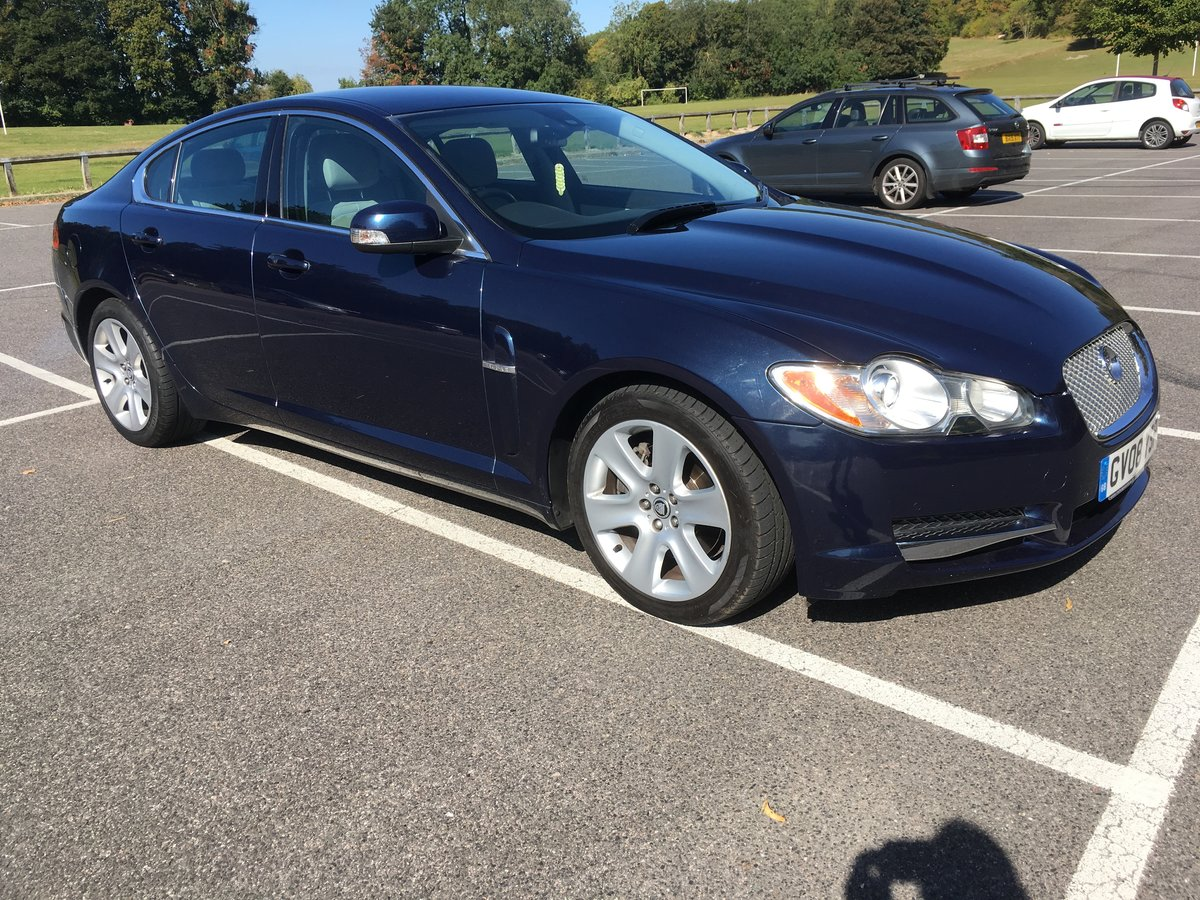 2008 jaguar xf For Sale   Car And Classic
