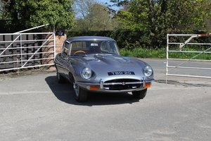 1969 Jaguar E-Type Series II 2+2 Matching Nos Fully Restored For Sale