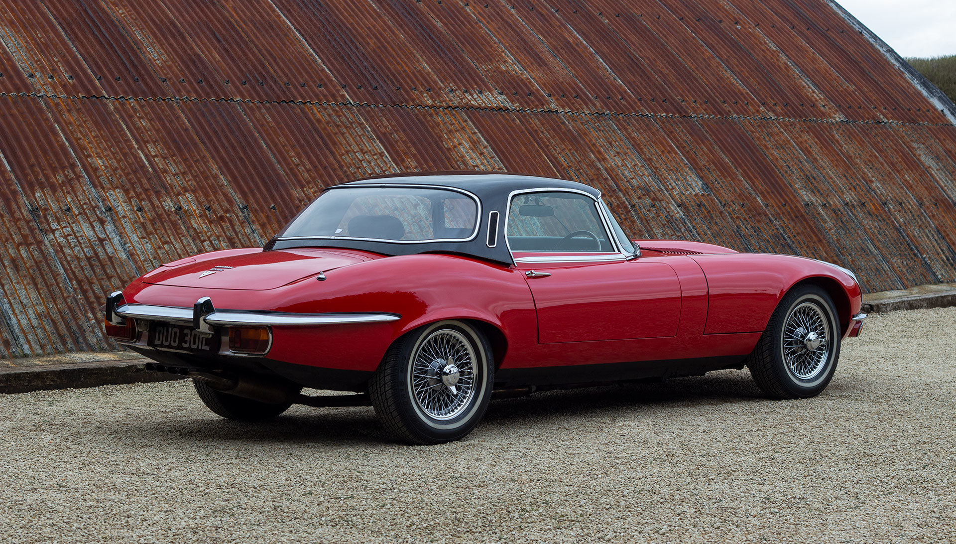 1973 Jaguar E-Type Series 3 V12 Open Two Seater SOLD (picture 2 of 6)