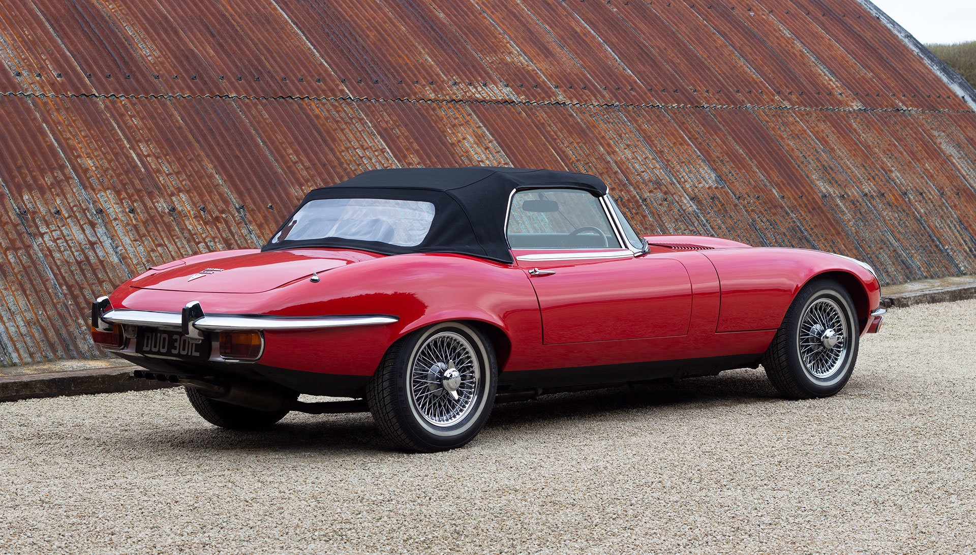 1973 Jaguar E-Type Series 3 V12 Open Two Seater SOLD (picture 3 of 6)