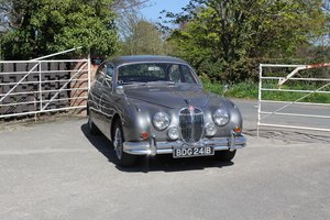 1964 Jaguar MkII 3.4 Manual O/D Full Re-Trim Immaculate all round