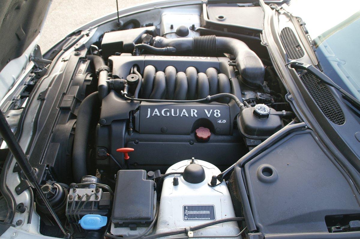 1999 Jaguar XK8 4.0 V8 Auto Convertible SOLD (picture 2 of 6)