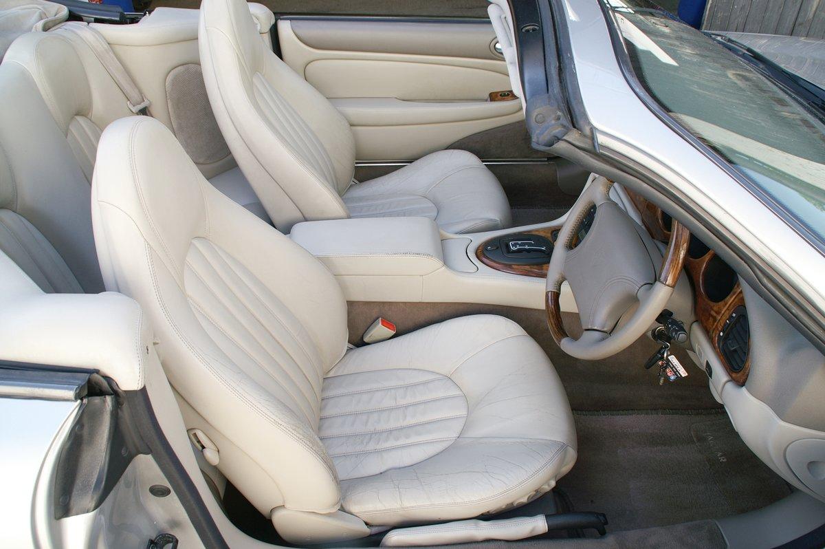 1999 Jaguar XK8 4.0 V8 Auto Convertible SOLD (picture 4 of 6)