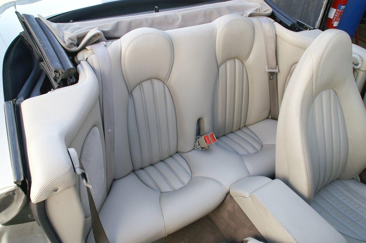 1999 Jaguar XK8 4.0 V8 Auto Convertible SOLD (picture 5 of 6)