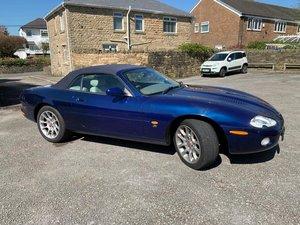 2002 Jaguar XKR For Sale by Auction