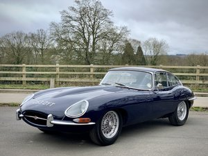 1962 Jaguar E-Type 3.8 Series 1 FHC For Sale