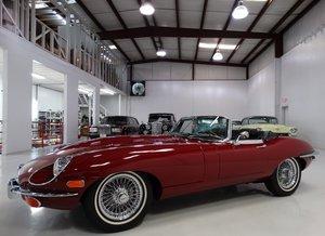 1970 Jaguar E-Type Series II Roadster For Sale