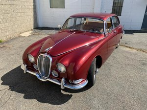 # 23310 1967 Jaguar 3.8 S-Type Saloon For Sale