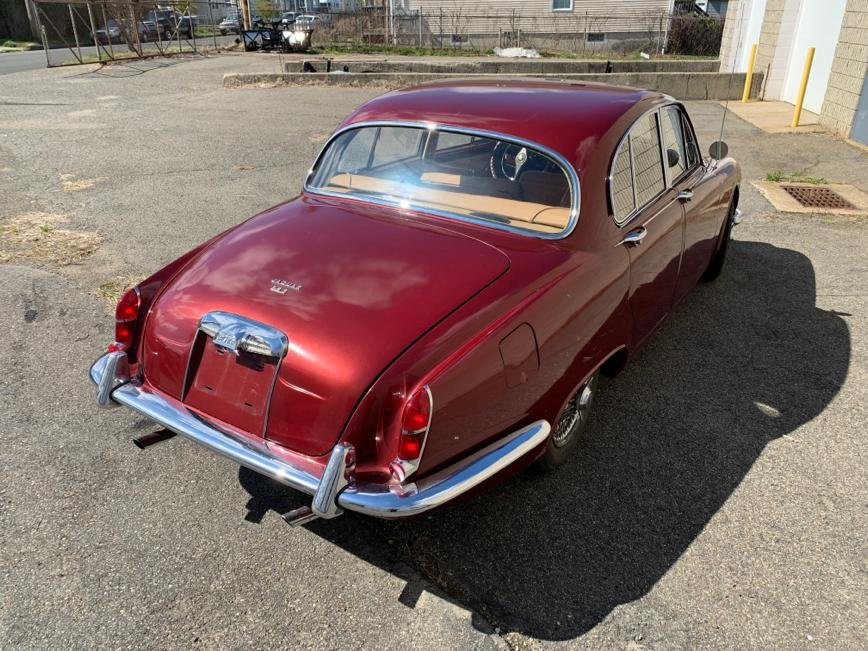 # 23310 1967 Jaguar 3.8 S-Type Saloon For Sale   Car And ...