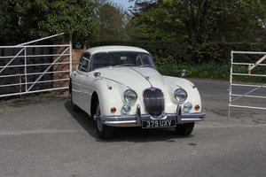 1960 Jaguar XK150 3.8 SE FHC, Show class, matching numbers  For Sale