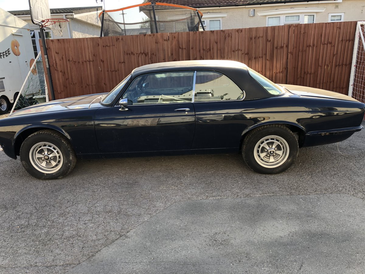 1978 Jaguar xjc / daimler coupe  Wanted (picture 1 of 1)