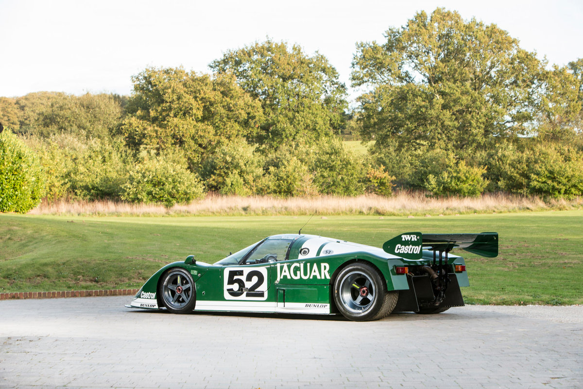 1985 Jaguar XJR6-285 Full works podium winner in debut race For Sale (picture 3 of 6)