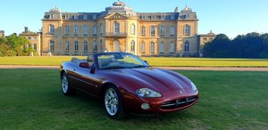 Picture of 2000 Original  LHD Jaguar XK8 4.0 V8, Left hand drive