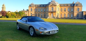 Original 2000 LHD Jaguar XKR 4.0 V8, LEFT HAND DRIVE