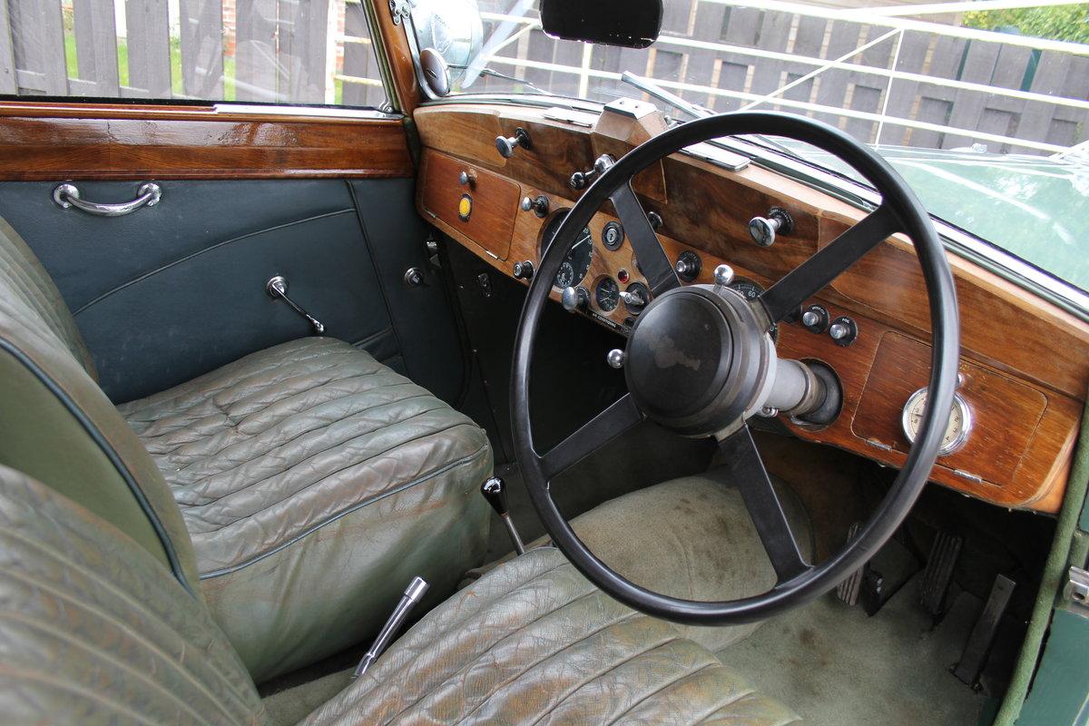 1948 Jaguar MkIV 3.5 DHC, Timewarp Condition For Sale (picture 7 of 20)
