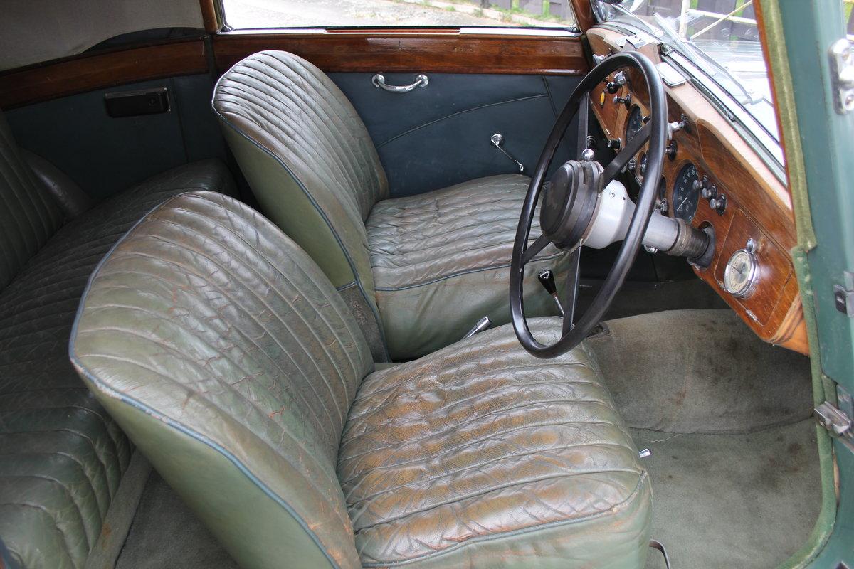1948 Jaguar MkIV 3.5 DHC, Timewarp Condition For Sale (picture 8 of 20)