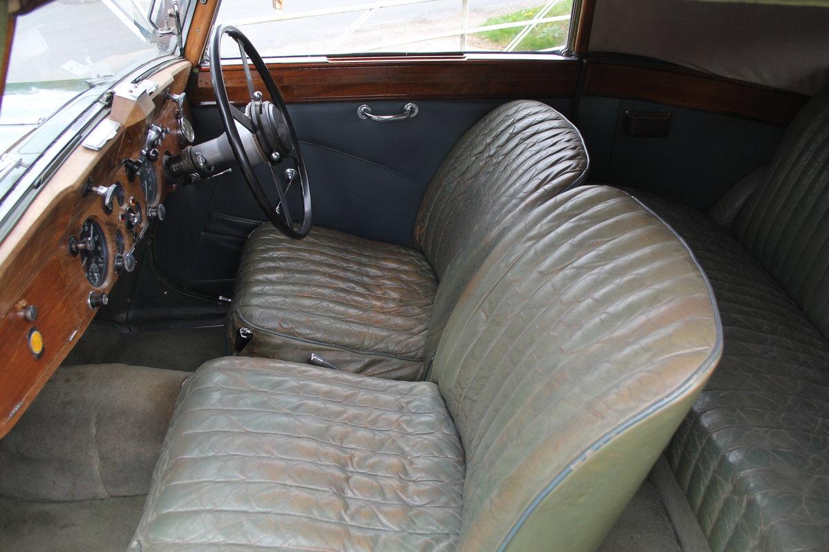 1948 Jaguar MkIV 3.5 DHC, Timewarp Condition For Sale (picture 11 of 20)