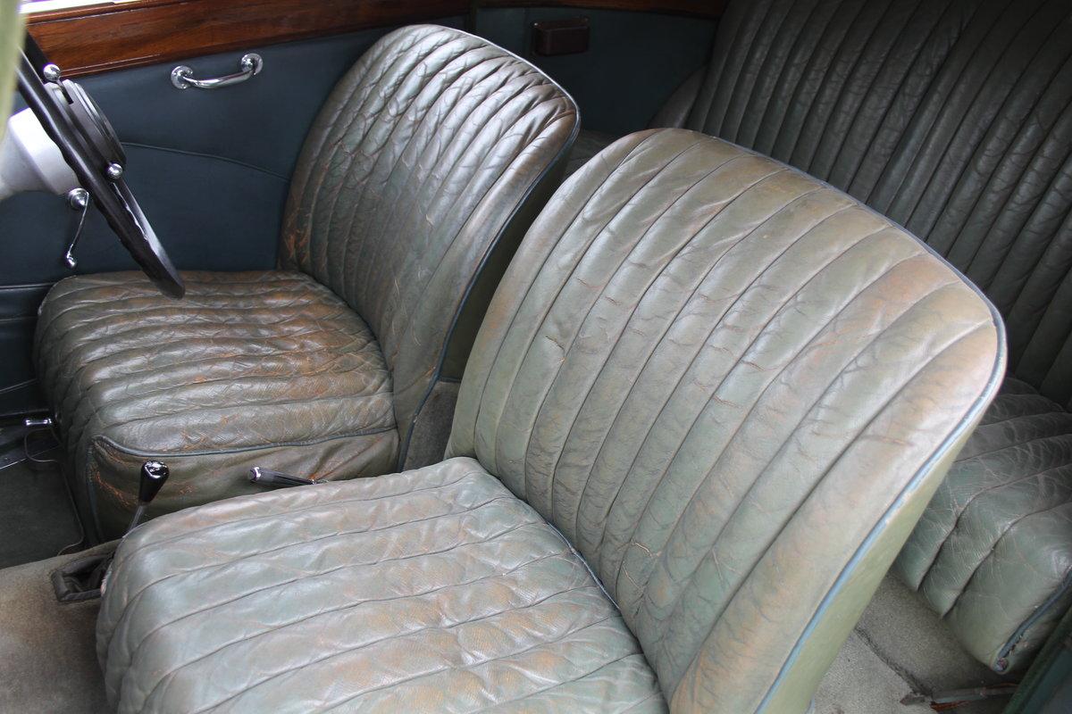 1948 Jaguar MkIV 3.5 DHC, Timewarp Condition For Sale (picture 12 of 20)