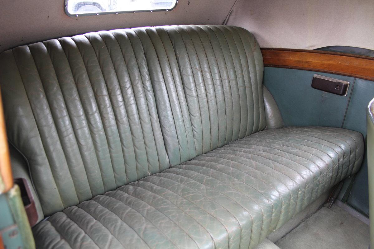 1948 Jaguar MkIV 3.5 DHC, Timewarp Condition For Sale (picture 13 of 20)
