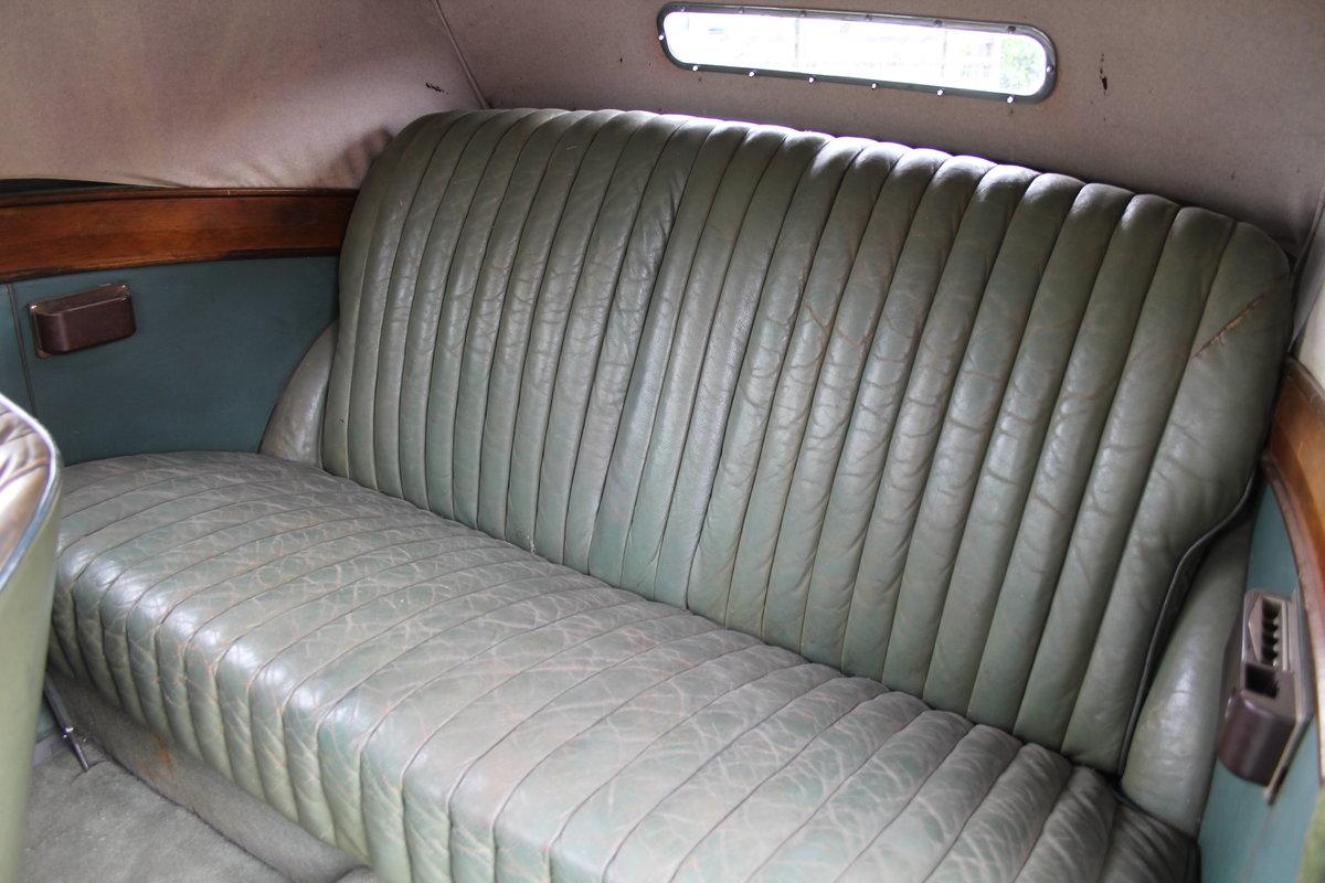 1948 Jaguar MkIV 3.5 DHC, Timewarp Condition For Sale (picture 14 of 20)