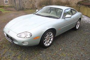 2001 Jaguar XK-R FHC