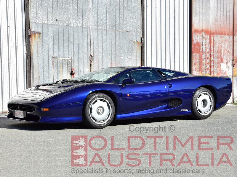 1993 Jaguar XJ220 For Sale (picture 1 of 6)