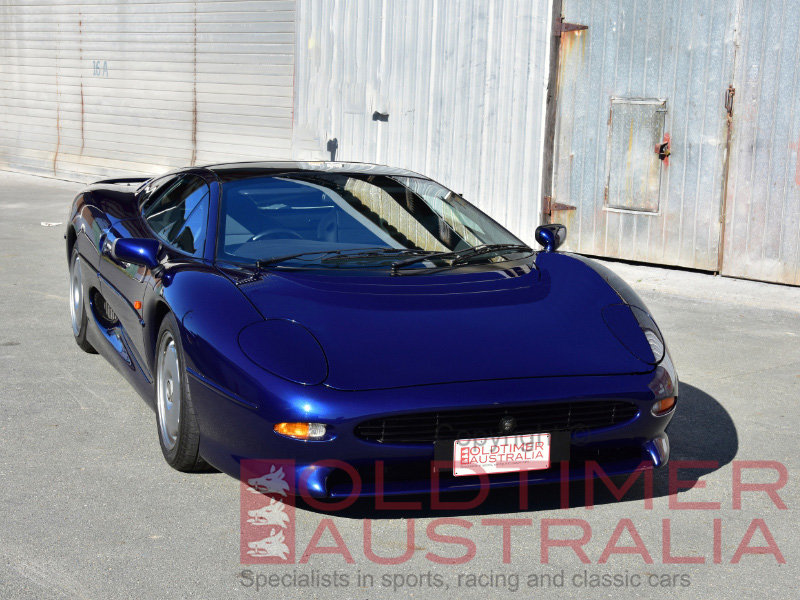 1993 Jaguar XJ220 For Sale (picture 3 of 6)