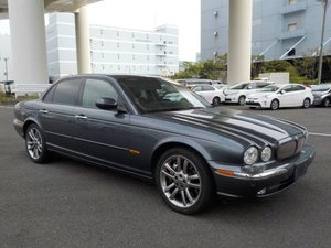 Jaguar XJR X350 2003 in amazing original condition