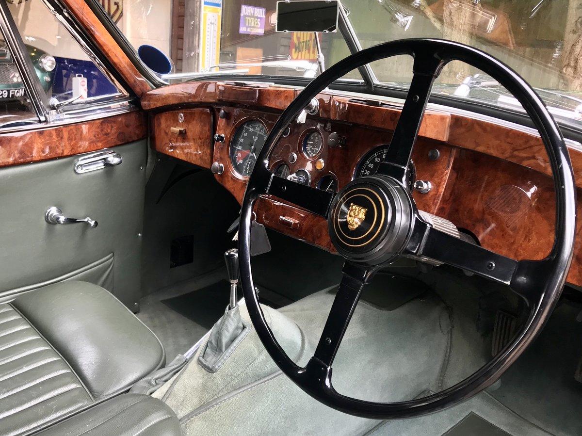 1955 JAGUAR XK140 DROPHEAD COUPE For Sale   Car And Classic