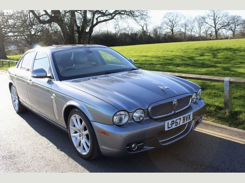 2007 STUNNING  XJ8 X358 Facelift 4.2 V8 Executive  For Sale (picture 1 of 6)