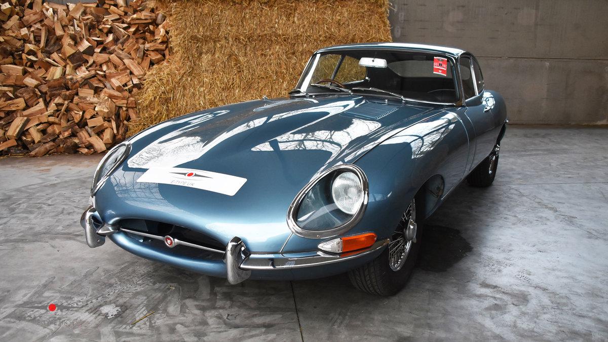 1962 Jaguar E-type Series 1 3.8 Coupe - original RHD For Sale (picture 1 of 6)