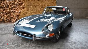 1962 Jaguar E-type Series 1 3.8 Coupe - original RHD