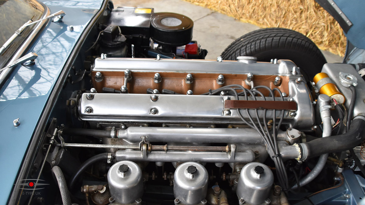 1962 Jaguar E-type Series 1 3.8 Coupe - original RHD For Sale (picture 5 of 6)