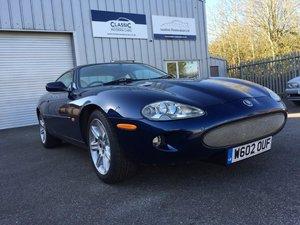 2000 Jaguar XK8 4.0 V8 Auto, 156K Miles, LPG SOLD