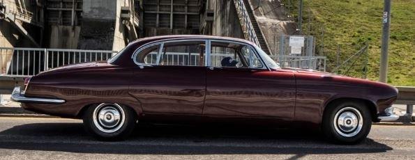 1963 Jaguar MK10 For Sale (picture 1 of 6)