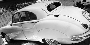 1959 Jaguar. RHD ( genuine)