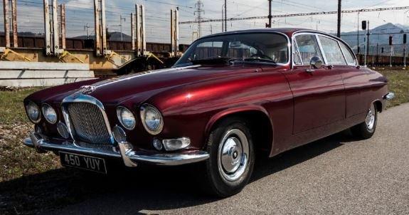 1963 Jaguar MK10 For Sale (picture 4 of 6)