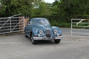 1960 Jaguar XK150 3.4 SE FHC - UK Matching No's car For Sale
