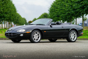 2001 Excellent Jaguar XK8 Convertible For Sale