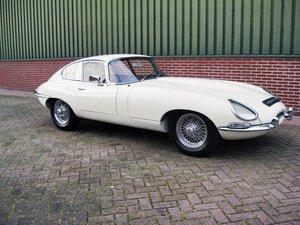 1967 Jaguar E-YPE Series I 4.2 Coupe € 99.900