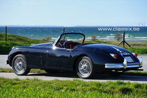 1958 Jaguar XK 150 SE OTS LHD For Sale