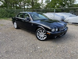 2008 Jaguar X358 3.0 PETROL 48k miles stunning condition