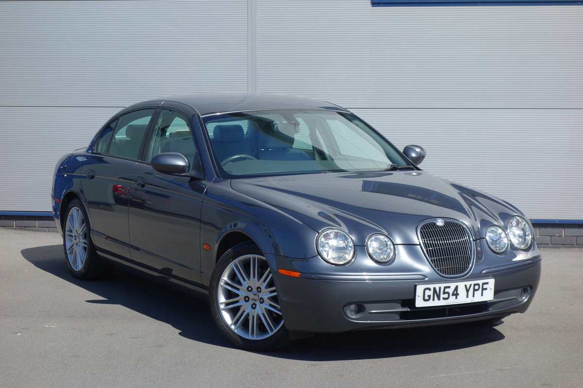 2004 Jaguar S-Type 4.2 Sport 53K *SOLD WILL BUY JAG FOR STOCK* For Sale (picture 1 of 6)